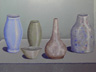 Vases with Bowl
